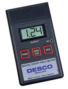 Static Field Meters Test Kits