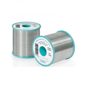 WSW SAC M1 1,0 mm Solder Wire Lead-free solder wire for longer tip lifetime