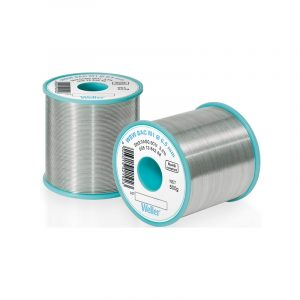 WSW SAC M1 0,5 mm Solder Wire Lead-free solder wire for longer tip lifetime