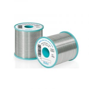 WSW SC L0 0,5 mm Solder Wire Lead-free solder wire for longer tip lifetime