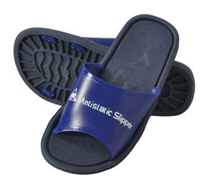 Antistatic PVC Slipper