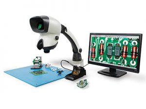 MICROSCOPES, INSPECTION & MAGNIFIERS