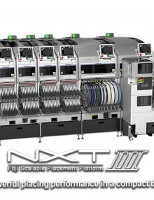 NXT III – Fuji scalable placement platform