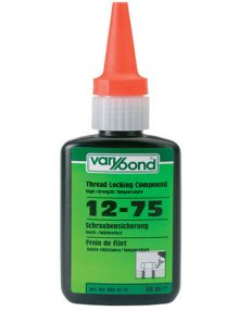 Thread Locking Compounds 12-75