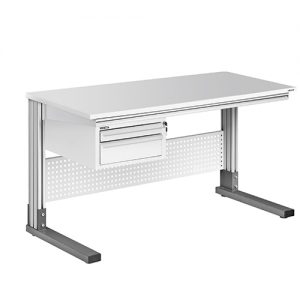 ALPHA UNIVERSAL workbenches
