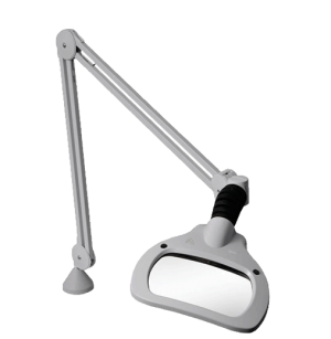 Bench Magnifiers Wave LED